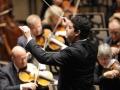 Tito Muñoz conducting The Cleveland Orchestra