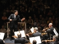 Tito Muñoz conducting The Cleveland Orchestra